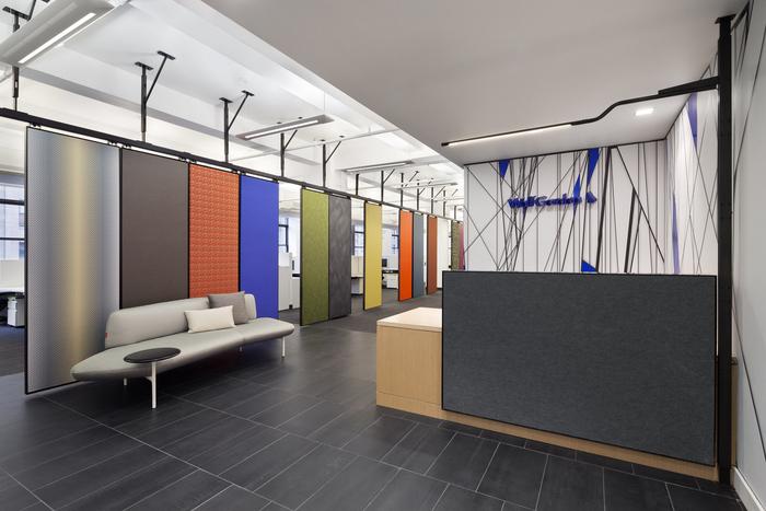 纽约装饰公司现代风格办公室设计