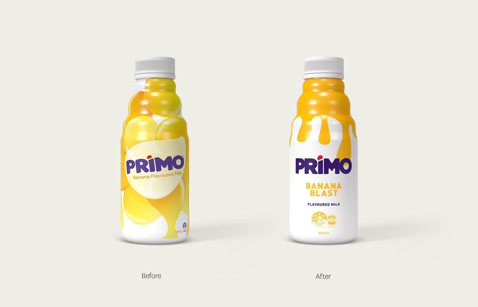 Primo饮料包装设计