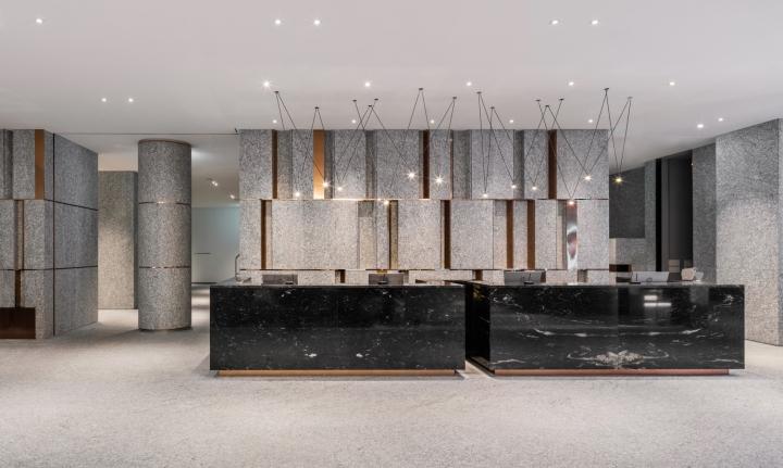 首尔vista Walkerhill豪华度假酒店室内空间设计 设计之家