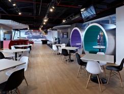 奥迪巴西圣保罗办公室空间设计