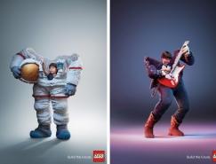 创造未来:乐高创意广告欣赏