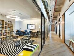 以色列Eldar Group办公室空间设计