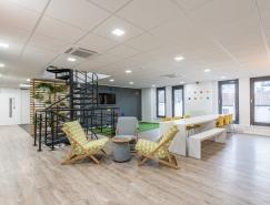 英国在线旅游平台15below现代风格办公室设计
