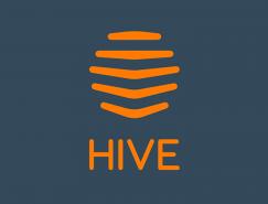 """智能家居品牌""""Hive""""全新品牌形象设计"""
