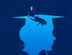 Francesco Bongiorni富有內涵的插畫作品欣賞