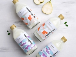 Oroblanco酸奶包裝設計