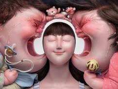 Illusion CGI創意廣告設計