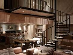 现代与怀旧的融合:住宅空间TID设计奖作品欣赏