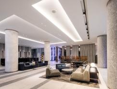 首尔Vista Walkerhill豪华度假酒店室内空间设计