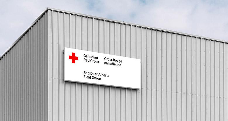 加拿大紅十字會(CRC)重塑品牌形象,提示識別度