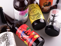 Malz Hopfen啤酒包装设计
