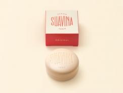 Suavina唇膏包裝設計
