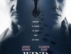 电影海报欣赏:猎凶风河谷(Wind River)
