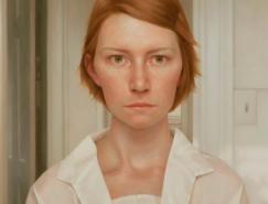 lucong超寫實人物肖像畫