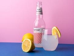 Mack Spritzer柠檬伏特加包装设计