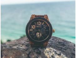 Wewood木製手表——簡約但
