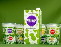 MilkMan牛奶包装澳门金沙真人
