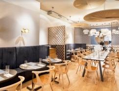 瑞士SUAN LONG连锁餐厅室内设计