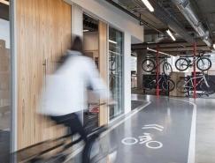 可以骑行的办公室: 自行车零