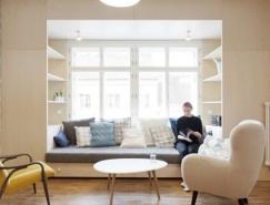合二为一: 捷克19世纪老公寓改造设计
