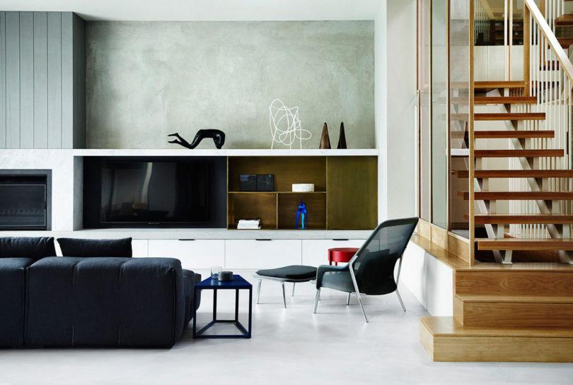 精美漂亮的现代客厅设计欣赏