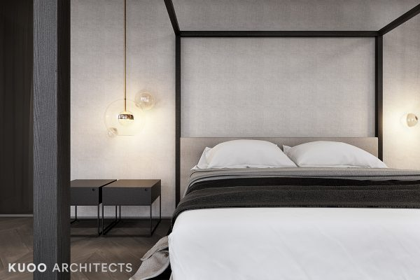 纽约豪华跃层住宅装修设计