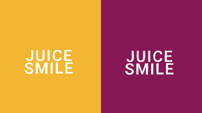 Juice Smile果汁包装设计