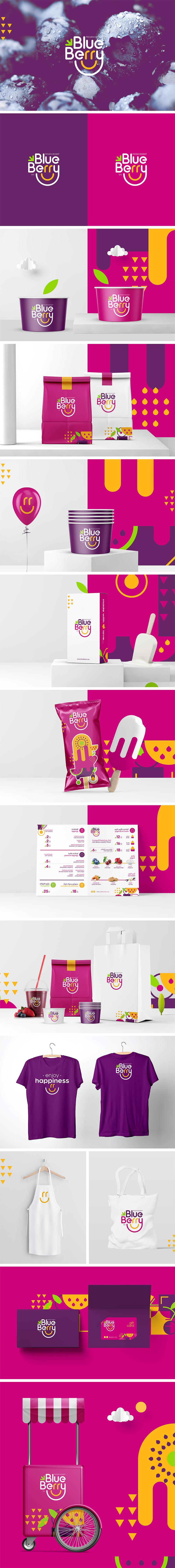26款国外创意冰淇淋包装设计