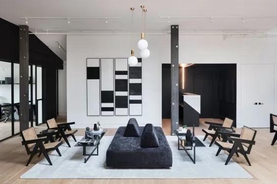 创意人之家―布鲁克林新项目联合办公空间设计