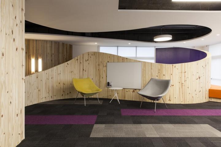 Linx巴西总部办公空间设计
