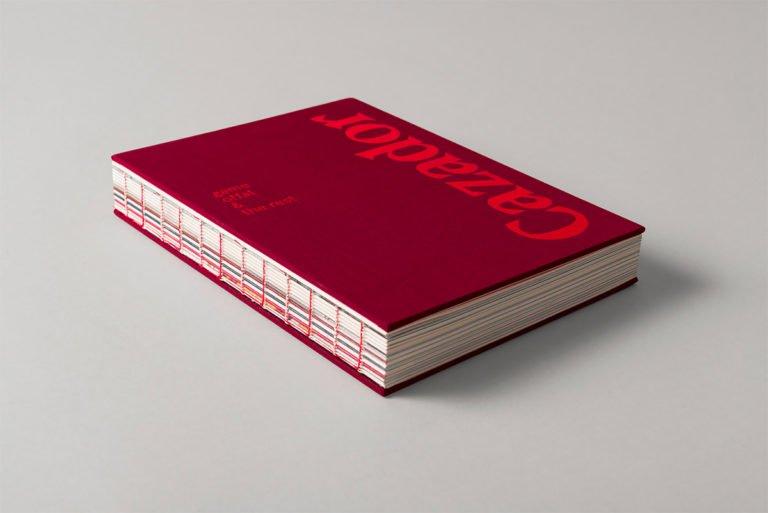 Cazador食谱书版式设计