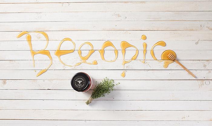BEEOPIC蜂蜜包装设计