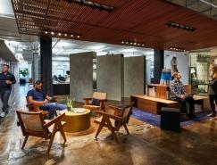 男性内衣品牌Tommy John纽约办公室空间设计