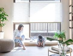 台北115㎡北歐清新風公寓設計