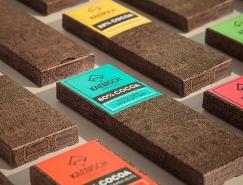 Kaebisch巧克力包裝設計