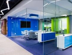 南非Korbicom现代办公室设计