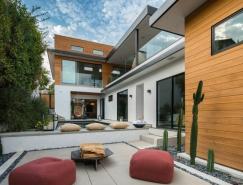加州Santa Monica Marine豪华别墅设计