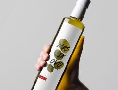Oleio橄榄油包装设计