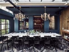 台中In's Cafe花园咖啡馆空间设计