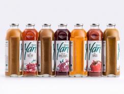 Yan果汁包裝設計