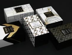 Boulevard Paris香水包装设计