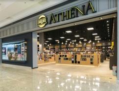 Athena书店空间设计
