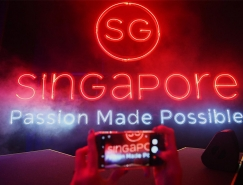 """新加坡发布""""心想狮城""""旅游品牌标志"""
