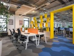 电子支付提供商ECommPay办公室空间设计