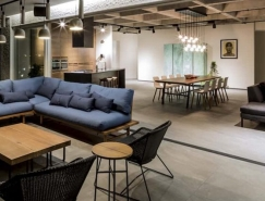 墨西哥工业风格LOFT公寓设计