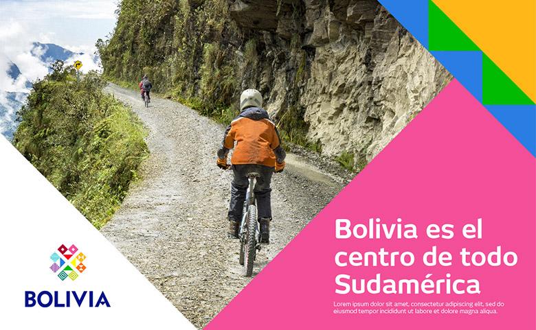 玻利维亚启用全新国家品牌形象LOGO,旨在吸引旅游和外来投资