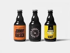 Kerze系列啤酒包裝設計