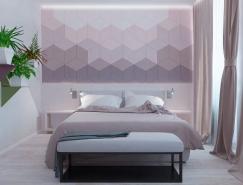 44个漂亮的卧室背景墙皇冠新2网