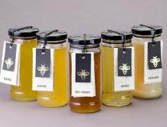 有机蜂蜜创意包装设计
