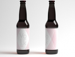 Volk cola可樂飲料包裝設計